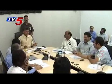 Adhaar To Link For Welfare Schemes   AP CM Chandrababu : TV5 News