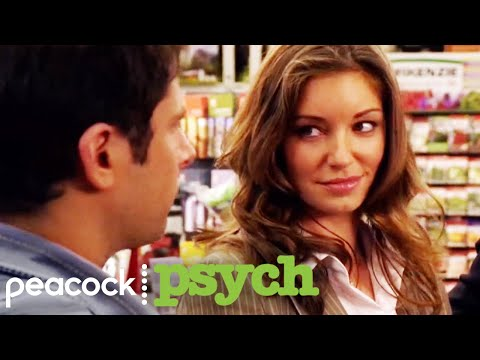 A New Psychic In Town | Psych