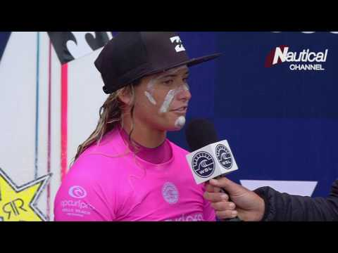 Conlogue & Smith nab WSL Bells Beach pro