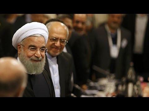 Ιράν: Στο Παρίσι ο Ροχανί, στόχος η προσέλκυση επενδύσεων