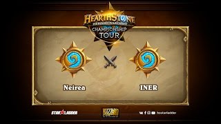 Neirea vs Iner, game 1