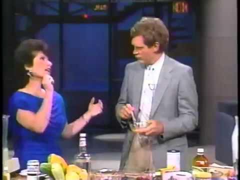 07-30-1986 Letterman Riquette Hofstein, Spalding Gray, Ben E. King