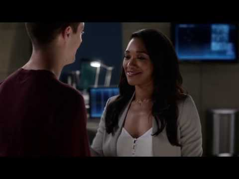 Barry and Iris (3x04 - The New Rogues Part 1/3)