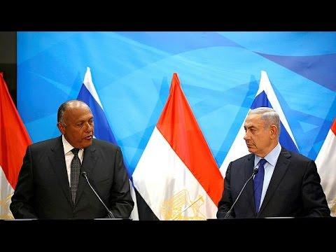 Υπέρ της λύσης των δύο κρατών για το Μεσανατολικό ο Αιγύπτιος ΥΠΕΞ