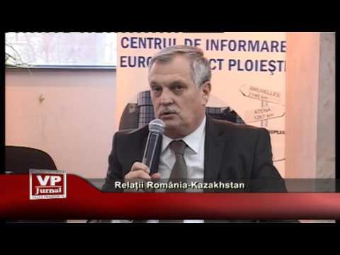 Relații România-Kazakhstan