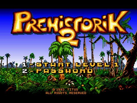 prehistorik 2 pc