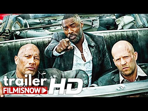 HOBBS & SHAW Final Trailer (2019) - Fast & Furious Spin-Off Movie