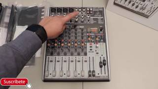 Download Lagu Unboxing: Behringer XENYX x1204 usb | primeras impresiones Mp3