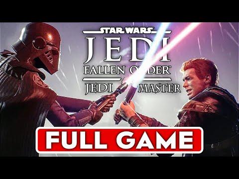 STAR WARS JEDI FALLEN ORDER Gameplay Walkthrough Part 1 FULL GAME Jedi Master - 60FPS No Commentary