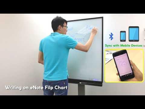 eNote Flip Chart