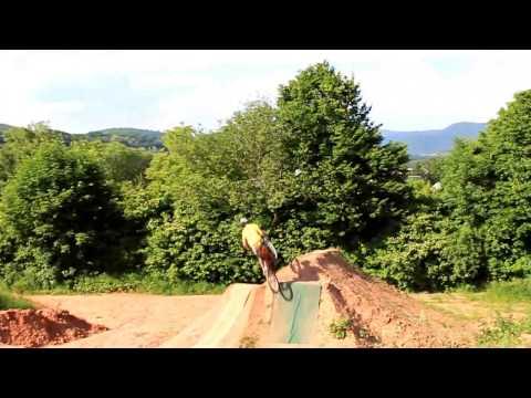 MTB / Dirt jump session 2013 (видео)
