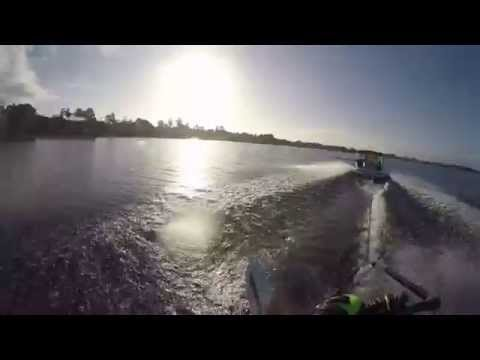 Water Skiing in December | FloridaSkiSchool