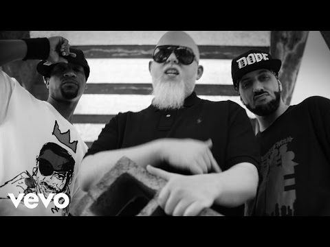 R.A. the Rugged Man & Brother Ali & Masta Ace - The Dangerous Three (2013)