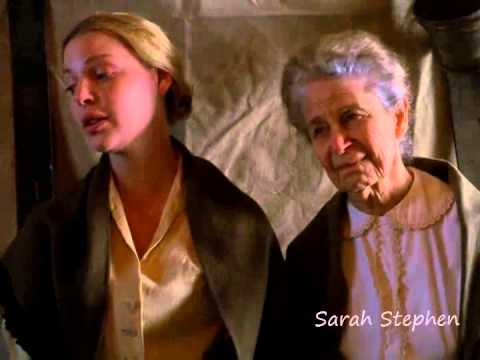 Love scene from the movie Love Comes Softly