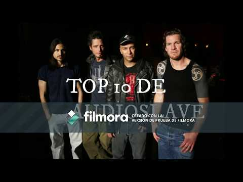 Top 10 Audioslave (tributo A Chris Cornell)