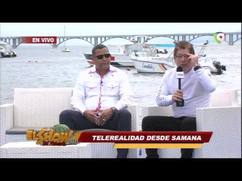 """Especial """"Telerealidad desde Semana"""" en El Show del Mediodía - 11/13"""