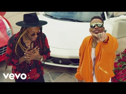 Kid Ink - F With U (Official Video) ft. Ty Dolla $ign (видео)
