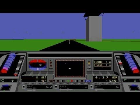 Snowstrike Atari