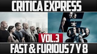 Nonton Fast & Furious 7 y 8  Critica express Vol.3 Film Subtitle Indonesia Streaming Movie Download