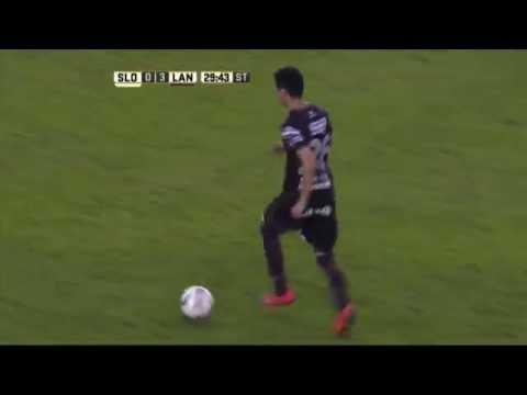 Gol de Sand. San Lorenzo 0 – Lanús 3. Final. Primera División 2016.