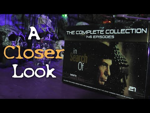 Closer Look: In Search Of... The Complete Series Boxset!