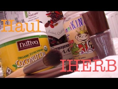 [Iherb] Haul Time !!!