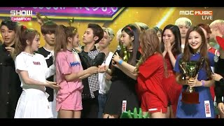 "Video [Engsub] |150916| Red Velvet ""Dumb Dumb"" 2nd Win @ Show! Champion MP3, 3GP, MP4, WEBM, AVI, FLV Juli 2018"