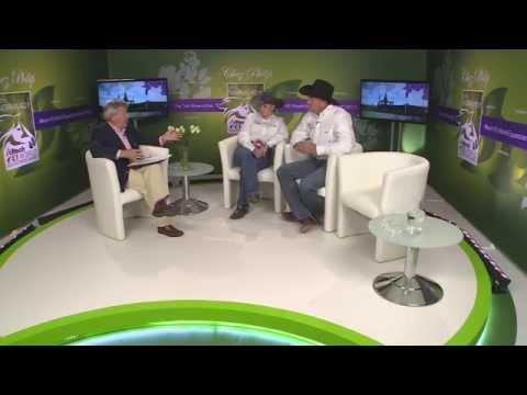 Watch FEI TV's daily WEG talk show Chez Philip [VIDEO]