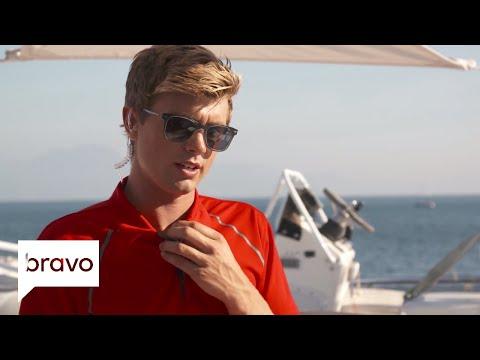 Below Deck Mediterranean: Captain Sandy Needs Conrad's Focus On Deck (Season 3, Episode 6) | Bravo (видео)