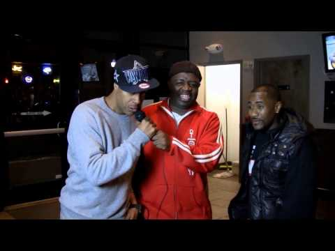Antoine Blackman & Comedian JayMac Interview