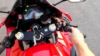 10. 2004 Honda CBR 600RR