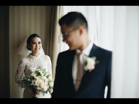 Highlight of Dedi + Valentine | Jakarta Wedding