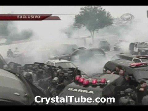 Confronto Policia Civil x Policia Militar (PM)