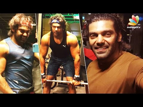 Aryas-power-packed-work-out-video-Hot-Tamil-Cinema-News