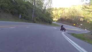 8. 2014 Sidecars in the Smokies Urals Playing In The Street Short