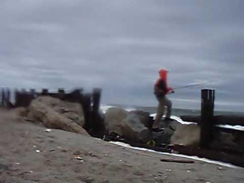 Surf Fishing NY, CT, RI – 2008