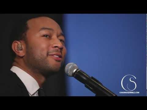John Legend - Save Room - Georgia State Lecture Series
