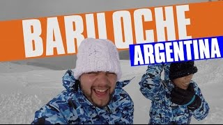 Viagem para Bariloche na Argentina - Vlog.