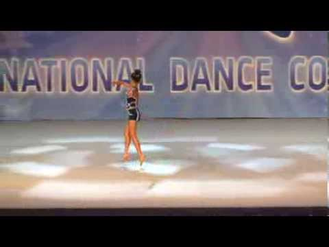 Jennilee Soares-Paez age 9 Don't Rain On My Parade KAR Nationals (видео)