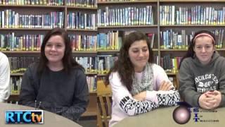 Zebra Shorts- RHS Girls Basketball Interviews