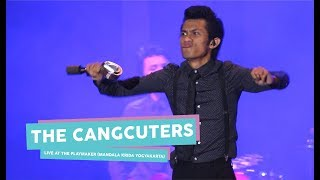 [HD] The Cangcuters - Suka Suka (Live at Yogyakarta, September 2017)