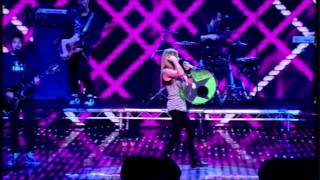 """Video Avril Lavigne - """"What The Hell"""" & """"Smile"""" Live On Britains Got Talent 3rd Semi Final MP3, 3GP, MP4, WEBM, AVI, FLV Agustus 2018"""