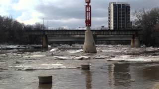 The Forks - Assiniboine River & Red River (Winnipeg, MB)