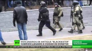 Asesinos de Blackwater invaden Ucrania
