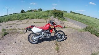 3. Honda XR650R review / first impressions