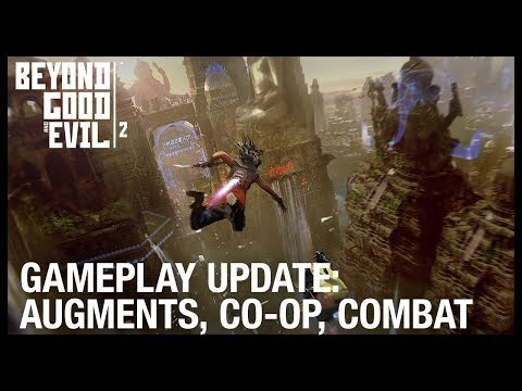 New Gameplay Update - Augments, Vehicles, Co-Op, and Spyglass de Beyond Good & Evil 2
