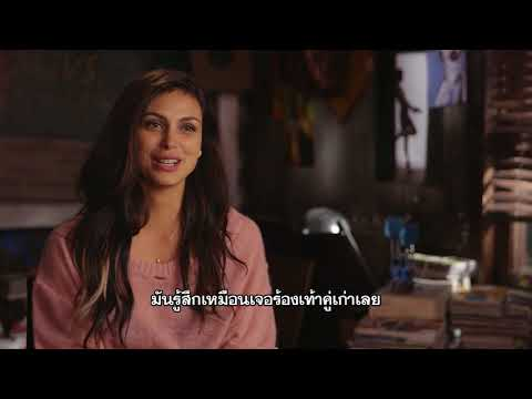 Deadpool 2 - Morena Baccarin Interview (ซับไทย)