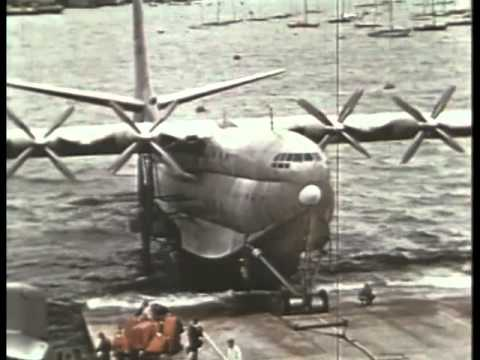 Flying - Wings: The Giants - flying boats series, episode 4.