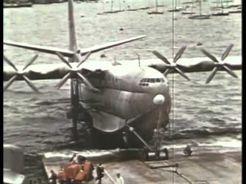 Gigantes del Aire, los hidroaviones