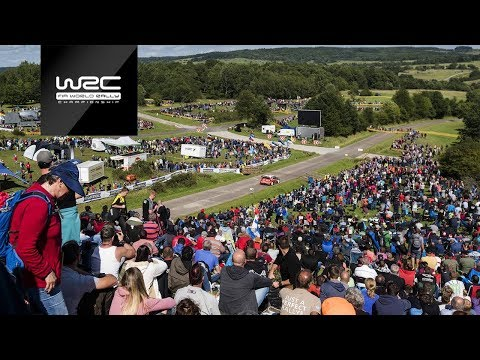 WRC - Rally Alemania/ Teaser